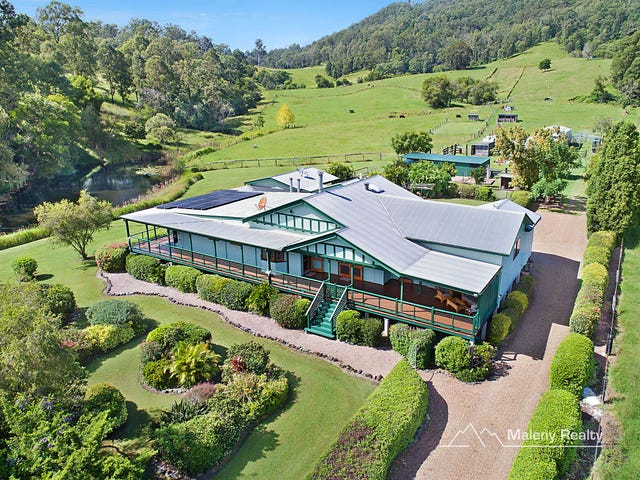 201 Aherns Road, Conondale, Qld 4552