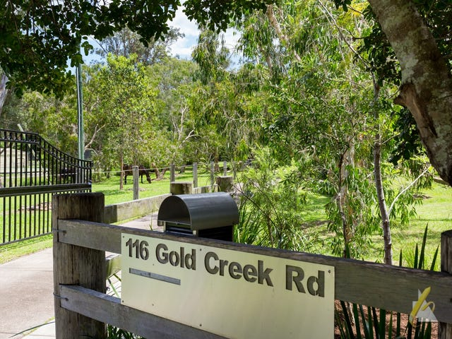 116 Gold Creek Rd, Brookfield, Qld 4069