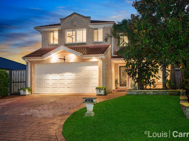 41 Morgan Pl, Beaumont Hills, NSW 2155