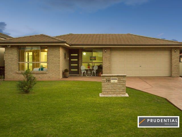 38 Fitzpatrick Crescent, Casula, NSW 2170