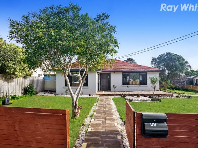 39 McMahons Rd, Ferntree Gully, Vic 3156