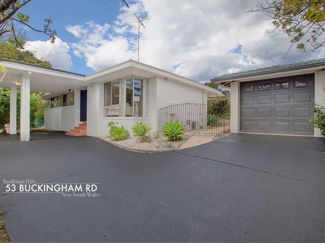 53 Buckingham Road, Baulkham Hills, NSW 2153