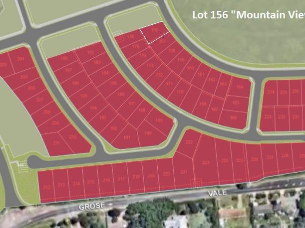 Lot 156 Mountain View Estate, North Richmond, NSW 2754