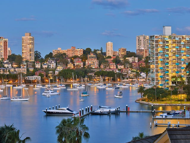 2 4 and 6/11 Billyard Avenue, Elizabeth Bay, NSW 2011