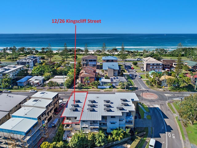 12/26 Kingscliff Street, Kingscliff, NSW 2487