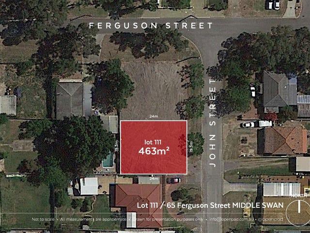 Lot 111 / 65 Ferguson Street, Middle Swan, WA 6056