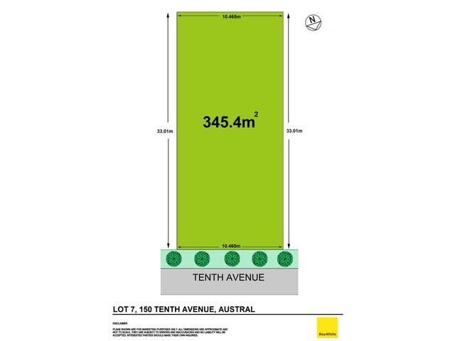 Lot 7, 150 Tenth Ave, Austral, NSW 2179