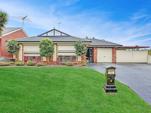 33 Harwood Circuit, Glenmore Park, NSW 2745