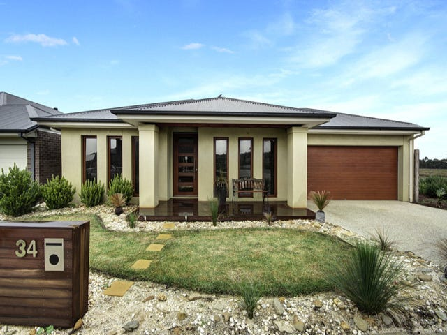 34 Prevelly Circuit, Armstrong Creek, Vic 3217