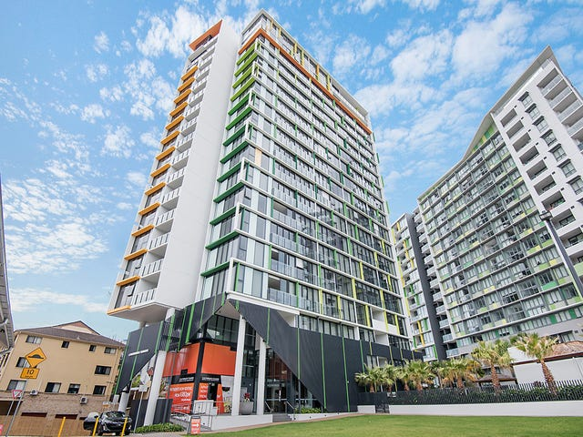 805/10 Trinity Street, Fortitude Valley, Qld 4006
