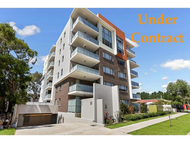 25/12-14 King Street, Campbelltown, NSW 2560