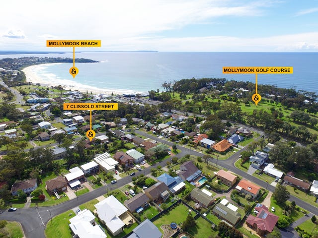 7 Clissold Street, Mollymook, NSW 2539