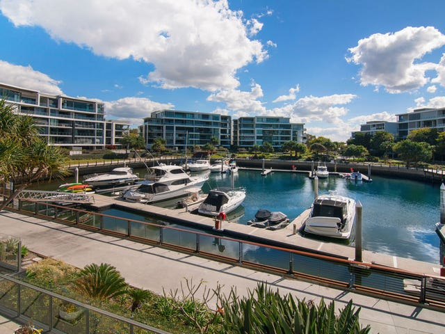 2203/323 Bayview St., Hollywell, Qld 4216