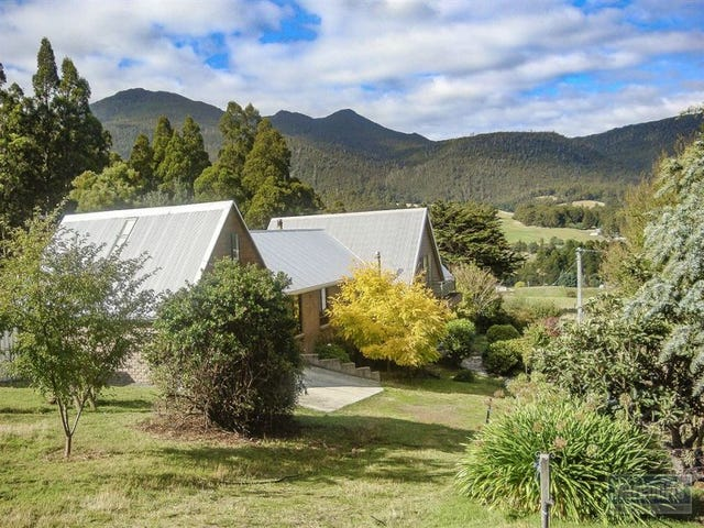 100 Wattle Hill Road, Mountain River, Tas 7109