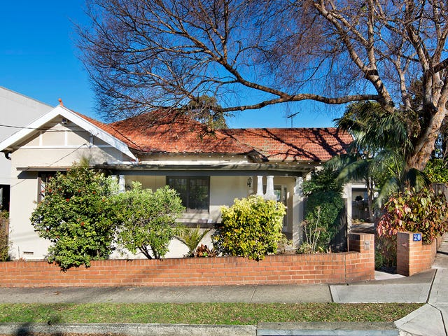 20 Campbell Street, Waverley, NSW 2024