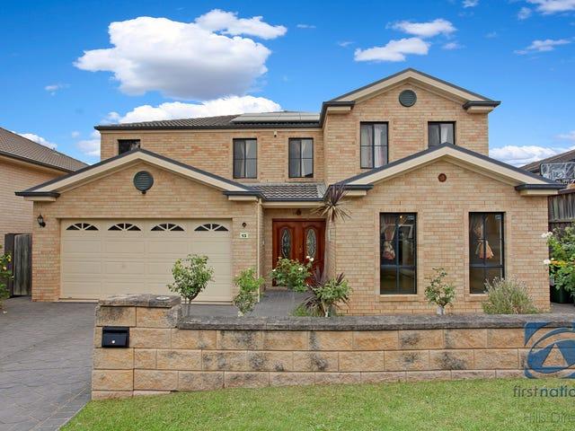 013 Aldridge Street, Stanhope Gardens, NSW 2768
