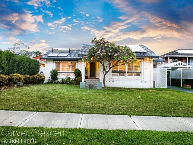 62 Carver Crescent, Baulkham Hills, NSW 2153