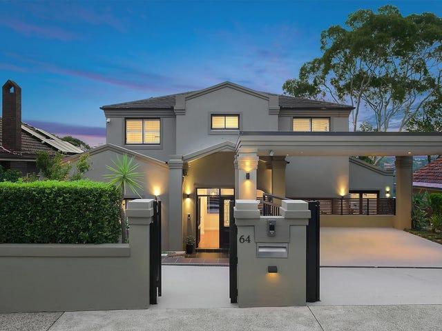 64 Baroona Road, Northbridge, NSW 2063