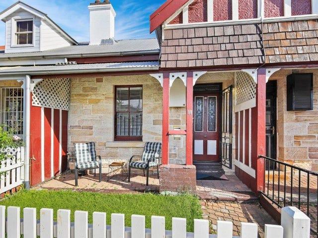 11 MacKenzie Street, Rozelle, NSW 2039