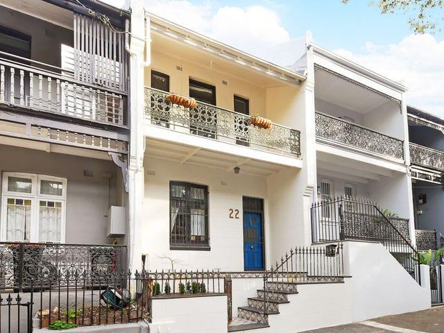 22 Boundary Street, Paddington, NSW 2021