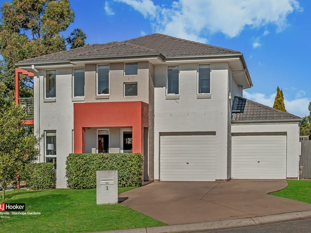 1 Didcot Close, Stanhope Gardens, NSW 2768