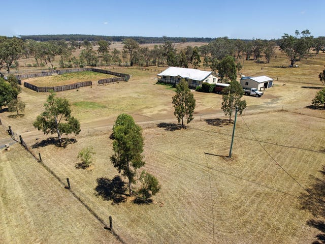 13 Colemans Road, Goombungee, Qld 4354