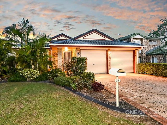 20 Glasshouse Cr, Forest Lake, Qld 4078