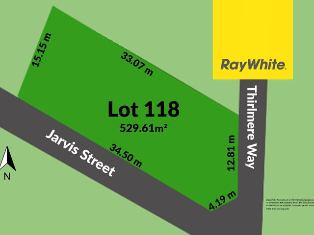 Lot 118 Thirlmere Way, Thirlmere, NSW 2572