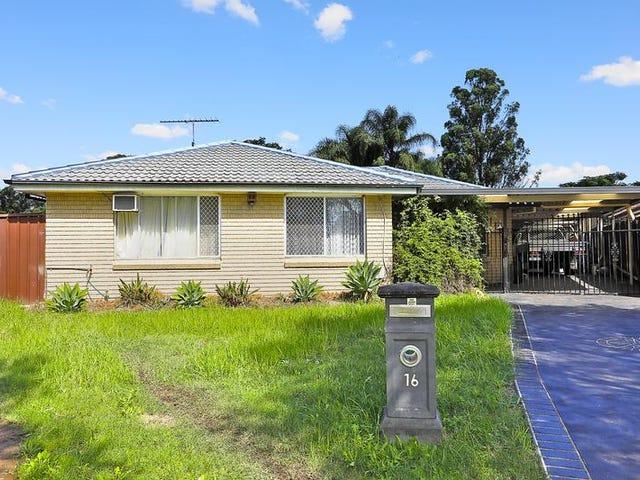 16 Malcolm Avenue, Werrington, NSW 2747