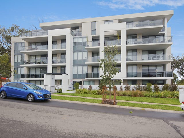 412/2 Lucinda Avenue, Kellyville, NSW 2155