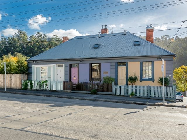 11 Cascade Road, South Hobart, Tas 7004