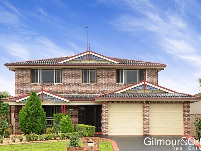 8 Neiwand Avenue, Kellyville, NSW 2155