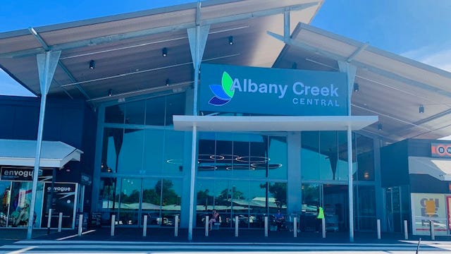Albany creek marketplace toilets