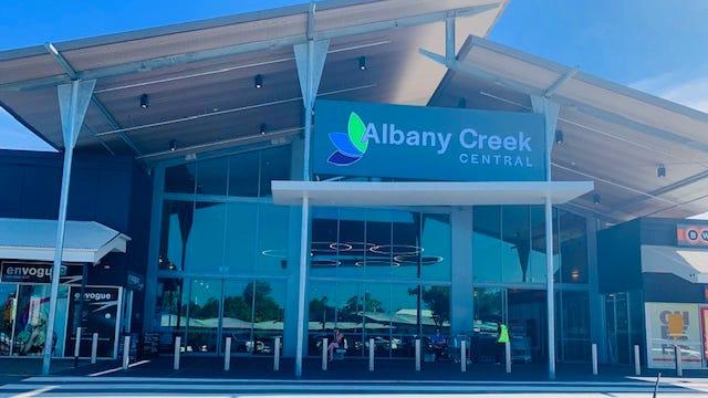 Albany creek marketplace toilets
