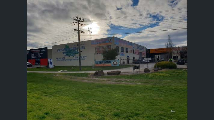 Leased Industrial & Warehouse Property At 1926 Hume