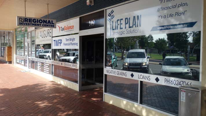 Regional Investment Centre, 149 High street Street West Wodonga VIC 3690 - Image 1