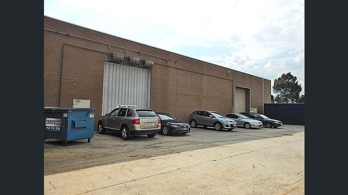 Leased Industrial Warehouse Property At 37 Samuel Street: Leased Industrial & Warehouse Property At Rear, 37 Miles