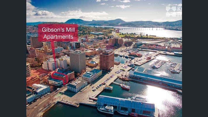 Gibson's Mill Apartments, 17 Morrison Street Hobart TAS 7000 - Image 2