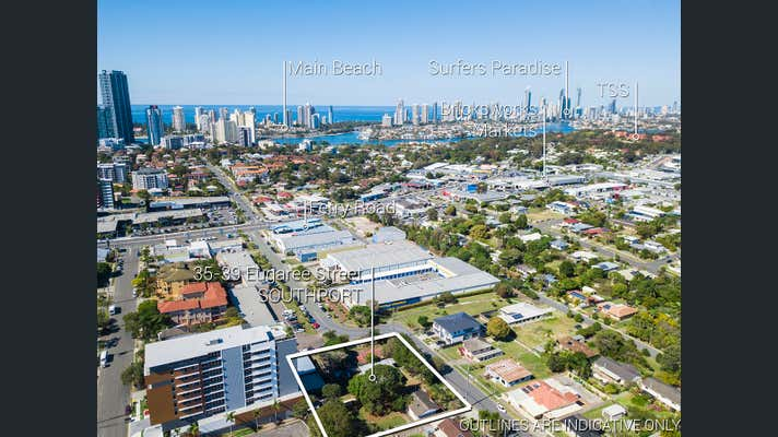 35,37 & 39 Eugaree Street Southport QLD 4215 - Image 1