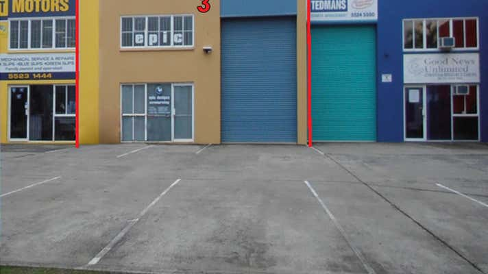 Unit 3, 54  Industry Drive Tweed Heads South NSW 2486 - Image 1