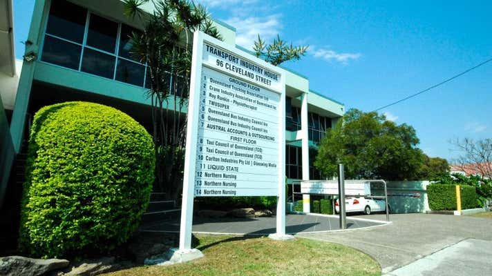 Sold Office at 7/96 Cleveland Street, Greenslopes, QLD 4120