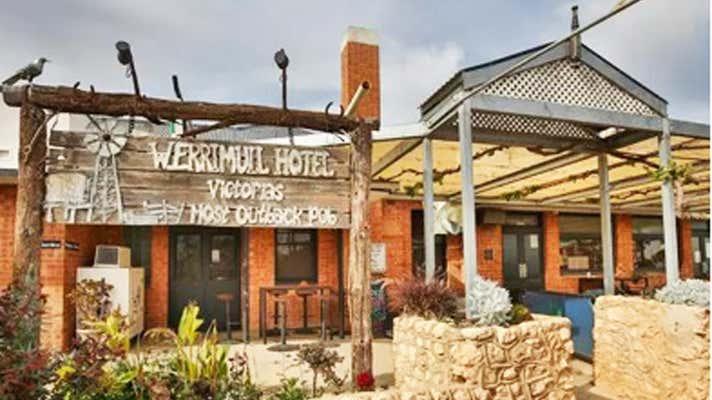 Werrimull Hotel, 5543 Millewa Road Werrimull VIC 3496 - Image 1