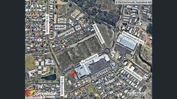 Sold Development Site & Land at 8 The Promenade, Australind