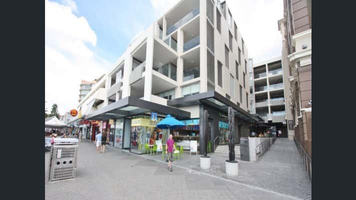 Bondi beach parking zones