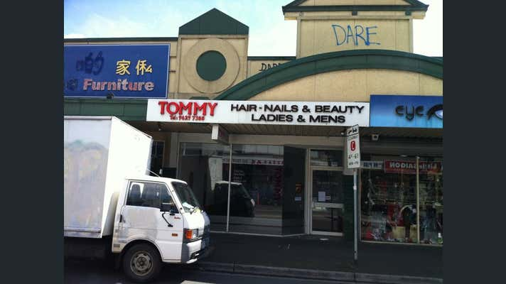 Leased Shop Retail Property At 415 Victoria Street Richmond Vic 3121