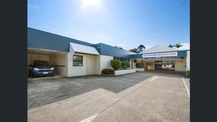 Suite 7, 7 Scott Street Toowoomba City QLD 4350 - Image 1