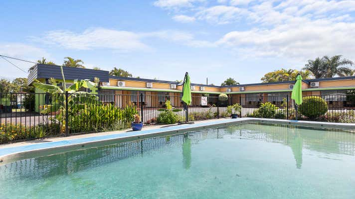 Arkana Motel, 46 Ferry Street Maryborough QLD 4650 - Image 1