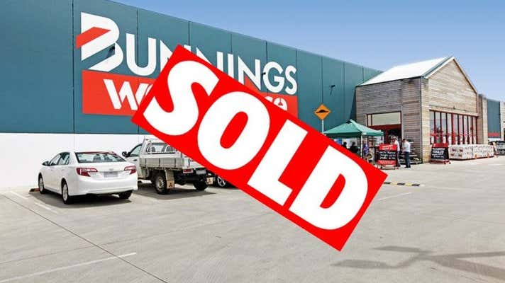 Sold Industrial & Warehouse Property at BUNNINGS WAREHOUSE