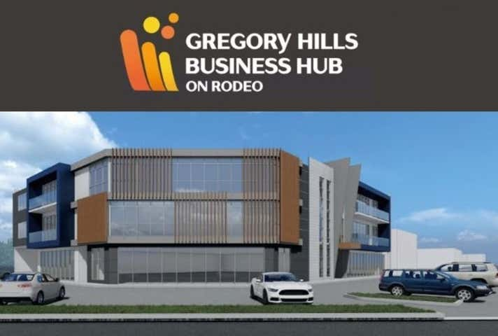 Gregory Hills Business Hub On Rodeo, 15 Rodeo Road Gregory Hills NSW 2557 - Image 1