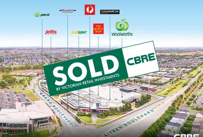 Highlands Shopping Centre Corner Grand Boulevard and Aitken Boulevard Craigieburn VIC 3064 - Image 1